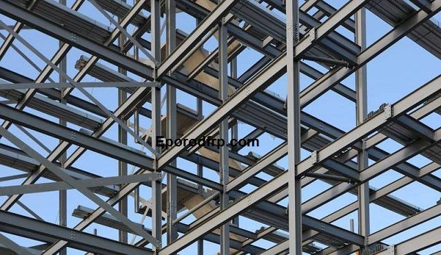 کاربرد تیرآهن فولاد ضدزنگ در اتاق پردازش مواد غذایی + تکیه صنایع غذایی بر فولاد ضدزنگ
