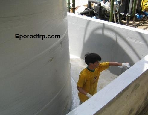 ساخت انواع مخزن و استخر آب با استفاده از میلگردهای کامپوزیت GFRP
