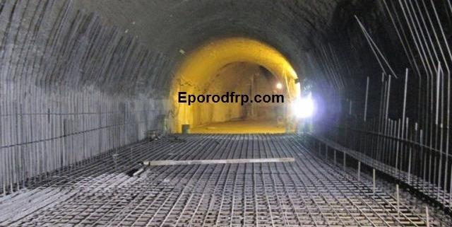 استفاده از میلگرد کامپوزیت در ساخت و مقاوم سازی تونل های مترو